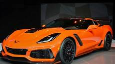 2019 Corvette Zr1 by 2019 Corvette Zr1 Unveiled With 755 Hp 210 Mph Top Speed