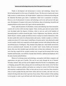 Argumentative Essay Sample Argumentative Essay Sample 2 Doc