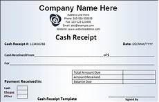 Receipt Template Word Document Receipt Templates Free Word Templates