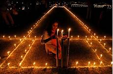 Light In India Diwali 2016 Photos Indian Festival Of Lights Celebrated