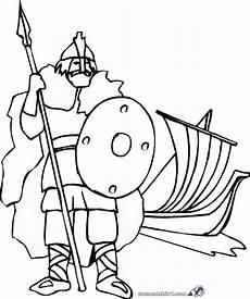 ausmalbilder wikinger kostenlos malvorlagen zum