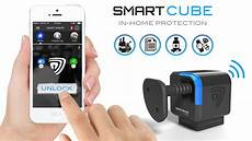 smart armor launches smart cube a bluetooth operated lock