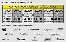 Up To 40 000 Bonus Aeroplan Miles With Partner Points