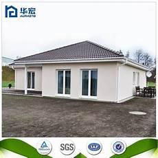 pre made layout modern 100m2 prefabricated house
