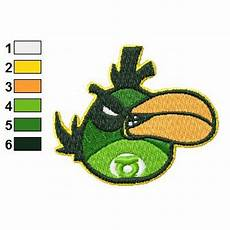 Angry Bird Designs Angry Birds Embroidery Design 025