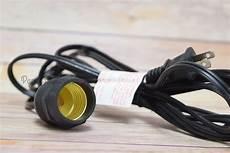 Outdoor Single Socket Light Cord Single Socket Black Commercial Grade Outdoor Pendant Light