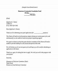 Thank You Letter For Application Rejection Thank You Letter 9 Free Word Pdf Format