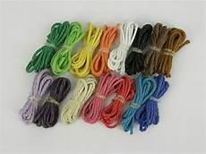 rope 2mm twisted cotton cord yarn macrame 10m black brown