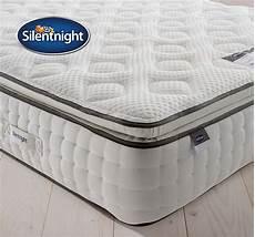 silentnight 1000 pocket gel mattress with pillowtop 2020 uk