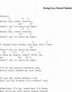 swing low lyrics swing low sweet chariot christian gospel song lyrics