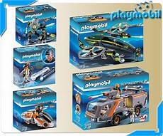 playmobil top agents 2 team 5286 5287 5288 5289 5290