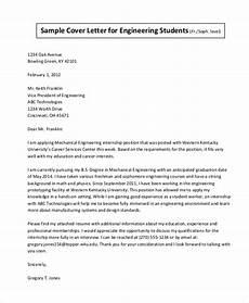 Internship Cover Letter Sample Engineering Free 8 Sample Cover Letters For Internship In Pdf Ms Word