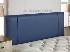 quality faux leather portobello headboard 2ft6 3ft 4ft