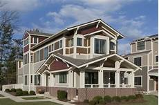 craftsman style house plan 3 beds 3 baths 2460 sq ft