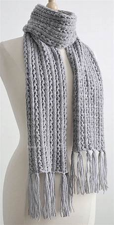 easy scarf knitting patterns in the loop knitting