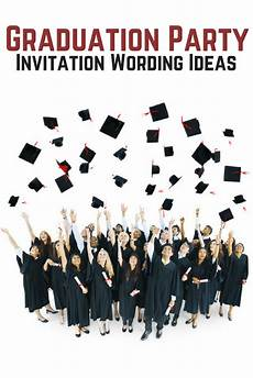 Graduation Celebration Invitations Graduation Party Invitation Wording 187 Allwording Com