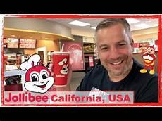 Jollibee California Jollibee California Usa Youtube