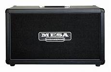 mesa boogie 2x12 rectifier horizontal guitar cabinet the