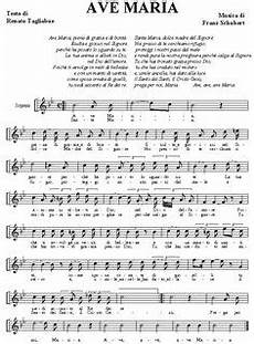 Ave Chord Chart Ave By Schubert Piano Solo With Free Sheet Music