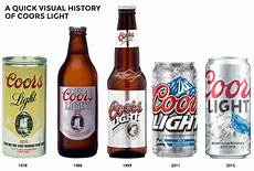 What Kind Of Is Coors Light Brand New New Logo And Packaging For Coors Light By