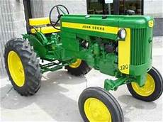 Used Farm Tractors For Sale 1957 John Deere 320 2008 07