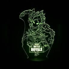 Fortnite Night Light Fortnite Battle Royal Led Night Light