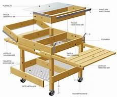 banchetti da lavoro orto in cassetta come costruire il banchetto fai da te
