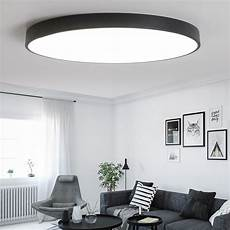 Thin Can Lights Ultra Thin Round Led Ceiling Light For Living Dining Room