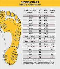 Us Shoe Size Chart Inches Size Chart