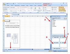 Excel Pivot Chart Tutorial Pivot Table Field List