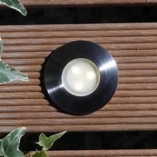 Light Decking Material Techmar Birch 12v Led Outside Deck Lights