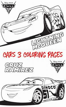 free cars 3 coloring sheets cars3 187 sweet days
