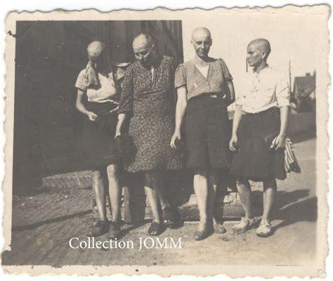 French Female Collaborators Ww2