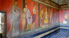 mythical fresco discovered in pompeii culture
