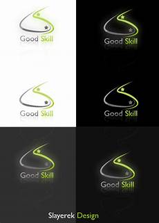Good Skill Good Skill Logo By Slayerekdesign On Deviantart
