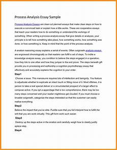 Process Analysis Essay Topics 006 Process Essay Examples Example Sample Topics Outline