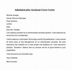 Cover Letter Sample For Program Assistant 12 Cover Letter Examples Pdf Word