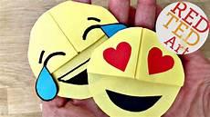 Easy Emoji Art Easy Emoji Diy Bookmark Corners Paper Crafts Youtube
