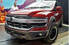 proton pickup truck concept unveiled at alami proton