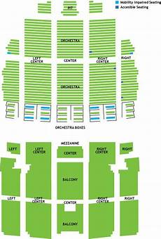 Wang Theater Seating Chart Home Wang Theatre Seating Chart Citi Performing Arts