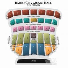 Radio City Music Hall Seating Chart Reviews Radio City Music Hall A Seating Guide For The New York