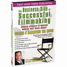 First Light Video Dvd First Light Video Dvd The Business Side Of Successful