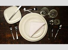 How To Set A Formal Dinner Table   YouTube