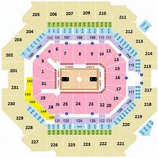 Nets Seating Chart Breakdown Of The Barclays Center Seating Chart Brooklyn Nets