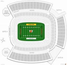Pittsburgh Steelers Stadium Seating Chart Pittsburgh Steelers Seating Guide Heinz Field