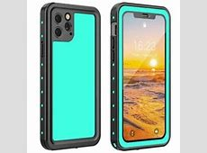 "iPhone 11 Pro Max 6.5"" Durable Waterproof Case Cover TEAL"