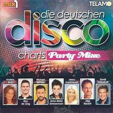 Die Deutschen Disco Charts Party Mixe 2018 скачать