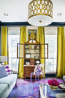 2016 home style colorful rugs and curtains to shake up