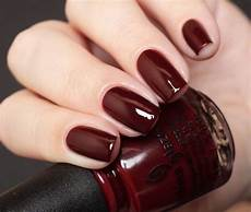 Fall Color Nail Designs Cool Fall Nail Color Ideas