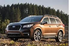 2019 Subaru Ascent Fuel Economy by 2019 Subaru Ascent Newcartestdrive